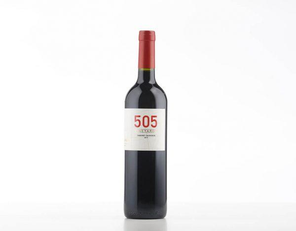 Vinho Tinto Argentino Casarena 505 Cabernet Sauvignon