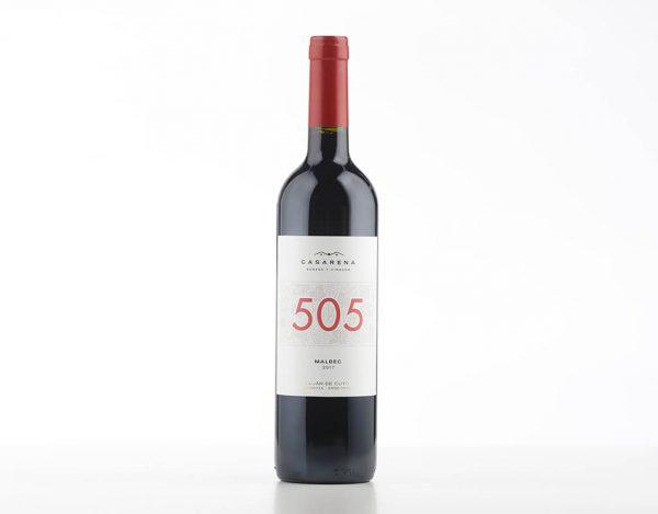 Vinho Tinto Argentino Casarena 505 Malbec