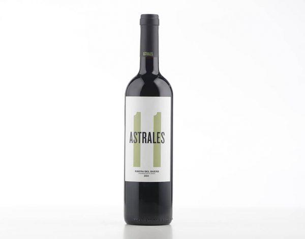 Vinho Tinto Espanhol Astrales Ribera Del Duero
