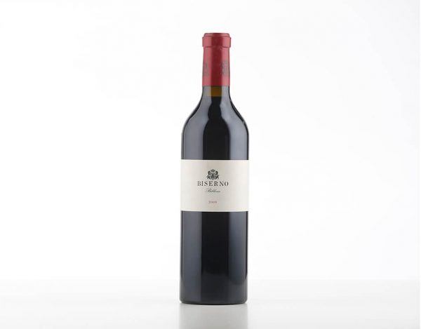 Vinho Tinto Italiano Biserno Bibbona IGT Toscana