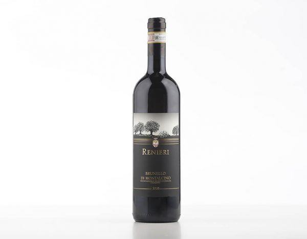 Vinho Tinto Italiano Brunello di Montalcino DOCG Renieri