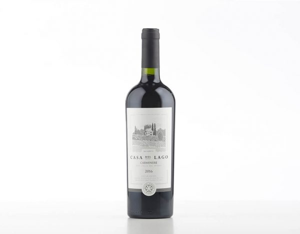 Vinho Tinto Chileno Casa del Lago Carménère