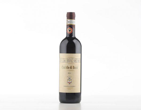 Vinho Tinto Italiano Chianti Classico DOCG Castello di Bossi