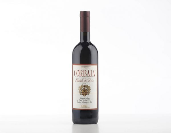 Vinho Tinto Italiano Corbaia IGT Toscana Castello di Bossi
