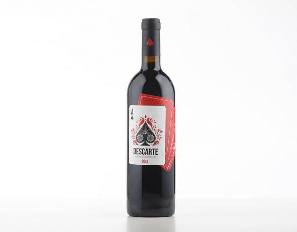 Vinho Tinto Espanhol Descarte