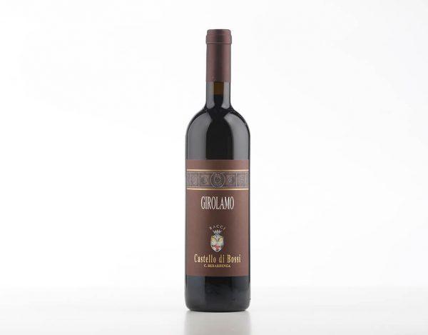 Vinho Tinto Italiano Girolamo Castello di Bossi