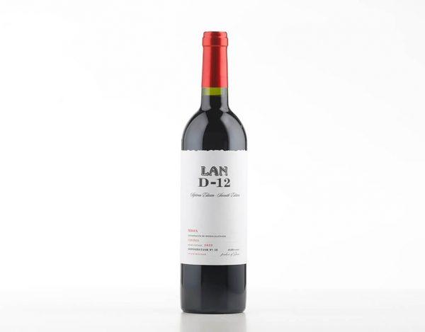 Vinho Tinto Espanhol Lan D-12