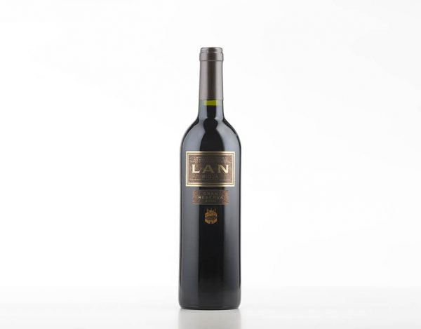 Vinho Tinto Espanhol Lan Gran Reserva