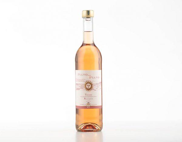 Vinho Rosé Italiano Piano Piano Terre di Talamo