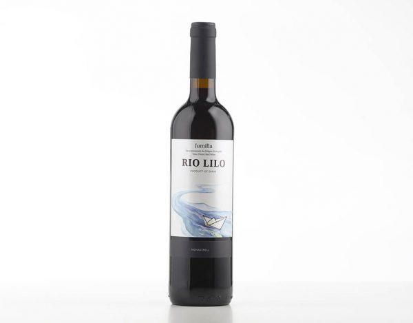 Vinho Tinto Espanhol Rio Lilo Jumilla Monastrell