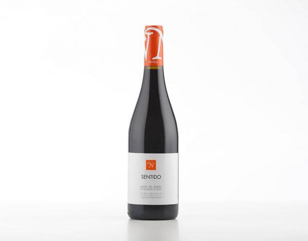 Vinho Tinto Espanhol Sentido Ribeira del Duero