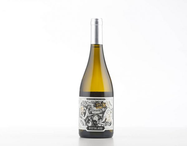 Vinho Branco Chileno Vistalago Mezcla Branca